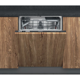 Picture of Hotpoint 60cm Integrated Dishwasher 13 Place 2 Rack Levels