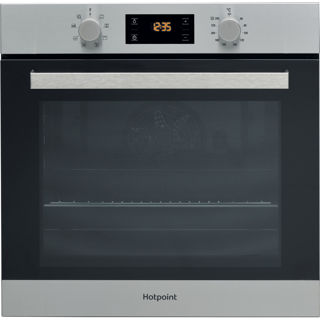 Picture of Hotpoint Built-in Series 3 Multifunction Single Oven Stainless Steel