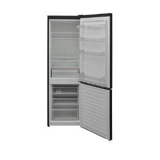 Picture of NordMende 54cm Freestanding 170cm Low Frost Fridge Freezer Black