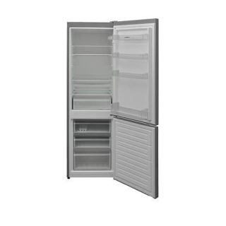 Picture of NordMende 54cm Freestanding 170cm Low Frost Fridge Freezer Silver