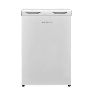 Picture of NordMende 55cm Freestanding Under Counter Fridge with Ice Box White