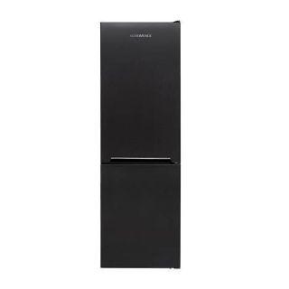 Picture of NordMende 60cm Freestanding 186cm Low Frost Fridge Freezer Dark Inox