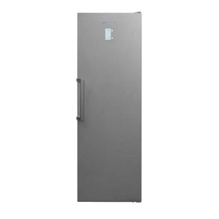 Picture of NordMende 60cm Freestanding 186cm Tall NoFrost Freezer Real Stainless Steel