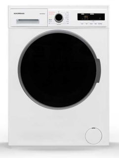 Picture of NordMende F/S 7/5kg 1400 Spin White Washer Dryer