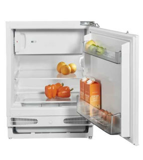 Picture of NordMende Integrated Under Counter Fridge with Ice Box