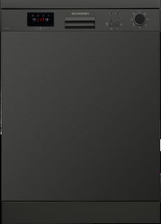 DW67DIX Dark Inox Freestanding 60cm Dishwasher