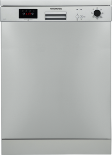 DW67IX Stainless Steel Freestanding 60cm Dishwasher