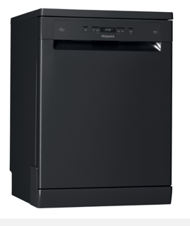 Picture of Hotpoint Freestanding 60cm Dishwasher Black