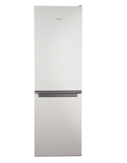 Picture of Hotpoint Freestanding 60cm Less Frost Fridge Freezer White