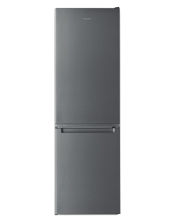 Picture of Hotpoint Freestanding 60cm Total No Frost Fridge Freezer Stainless Steel