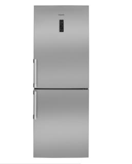 Picture of Hotpoint Freestanding 70cm 2 Door Frost Free Fridge Freezer Stainless Steel
