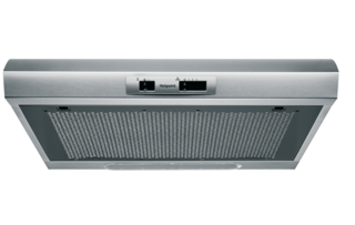 Picture of Hotpoint 60cm Visor Hood Stainless Steel