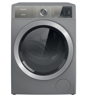 Picture of Hotpoint Freestanding Premium Majesty 10Kg 1400 Spin Washing Machine Silver