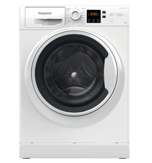 Picture of Hotpoint Freestanding 10Kg 1400 Spin Washing Machine White