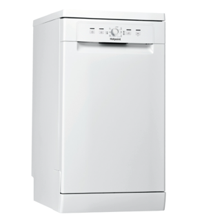 Picture of Hotpoint Freestanding 45cm Dishwasher White
