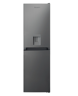 Picture of Hotpoint Freestanding 55cm 50 50 Frost Free Fridge Freezer Silver