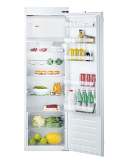 Picture of Hotpoint Built-in 1.8m Tall Larder Fridge + Ice Box