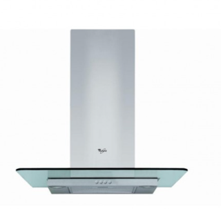 Picture of Whirlpool 60cm T-Shape Hood 630 m3/h Extraction B Energy
