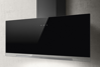 Picture of Elica 90cm Aplomb Vertical Hood Black Glass