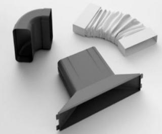 Picture of Elica NikolaTesla Filter Kit for Base Depth Greater than 70cm
