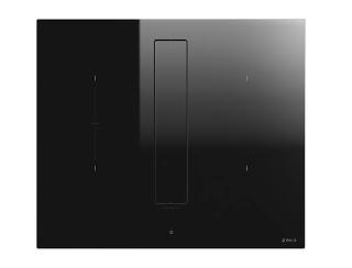Picture of Elica 60cm Nikolatesla FIT 4 x Zone Aspirating Hob Recycling Plinth-In Black