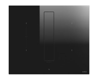 Picture of Elica 60cm Nikolatesla FIT 4 x Zone Aspirating Hob Recycling Plinth-Out Black