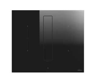 Picture of Elica 60cm Nikolatesla FIT 4 x Zone Aspirating Hob Ducted Black