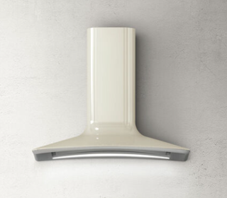 Picture of Elica 85cm Sweet Deco Chimney Hood Ivory