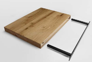 Picture of Elica BIO Wall Accessory Shelf Kit 60cm