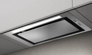 Picture of Elica 52cm Lane Canopy Hood for 60cm Unit Grey