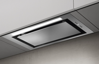 Picture of Elica 52cm Lane Canopy Hood for 60cm Unit Stainless Steel