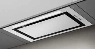 Picture of Elica 52cm Lane Canopy Hood for 60cm Unit White