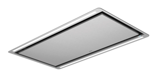 Picture of Elica 100cm Hi Light Ceiling Hood No Motor Stainless Steel